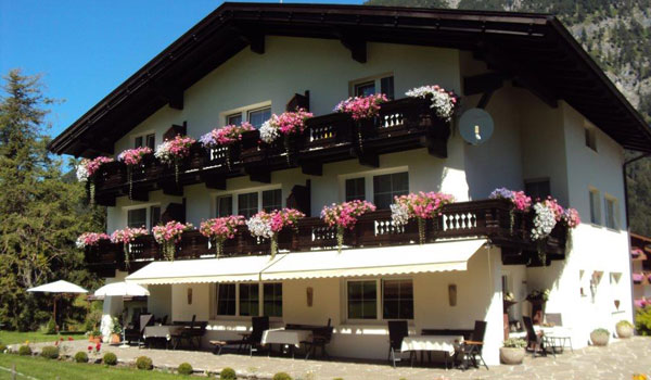 Pension Bergheim in Pertisau am Achensee